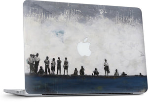 Taking a Stand MacBook Skin