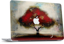 Load image into Gallery viewer, Dappled Blue MacBook Skin