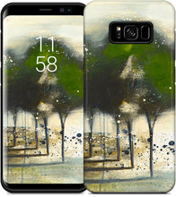 Load image into Gallery viewer, Green Tree Samsung Case