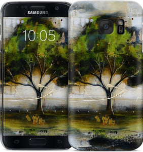 Knowing Tree Samsung Case