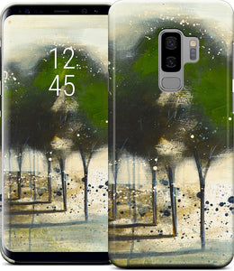 Green Tree Samsung Case