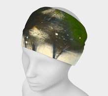 Load image into Gallery viewer, HH Green Tree Line Headband