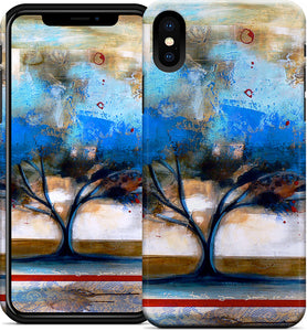 Birch 2 iPhone Case