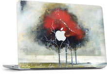 Load image into Gallery viewer, Red Tree MacBook Skin
