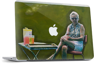 That Cool Refreshing Drink MacBook Skin