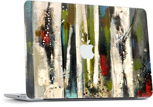 Birch 1 (correct) MacBook Skin