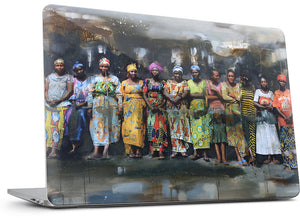 Tchukudu Women MacBook Skin