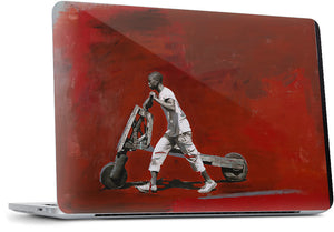 Making My Way MacBook Skin