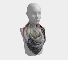 Load image into Gallery viewer, She Stands Strong Square Scarf