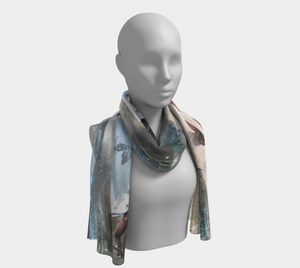 HH Freedom Tree Long Scarf