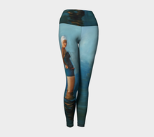 Load image into Gallery viewer, Waiting on Poseidon Yoga Pant