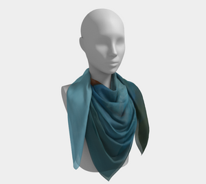 Waiting on Poseidon scarf
