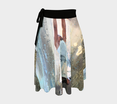 Freedom Wrap Skirt