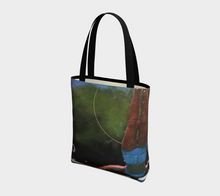 Load image into Gallery viewer, Catalina Island UFO Tote