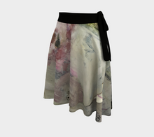 Load image into Gallery viewer, She Stands Strong Wrap Skirt