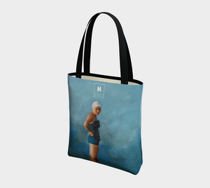 HH Waiting on Poseidon Tote
