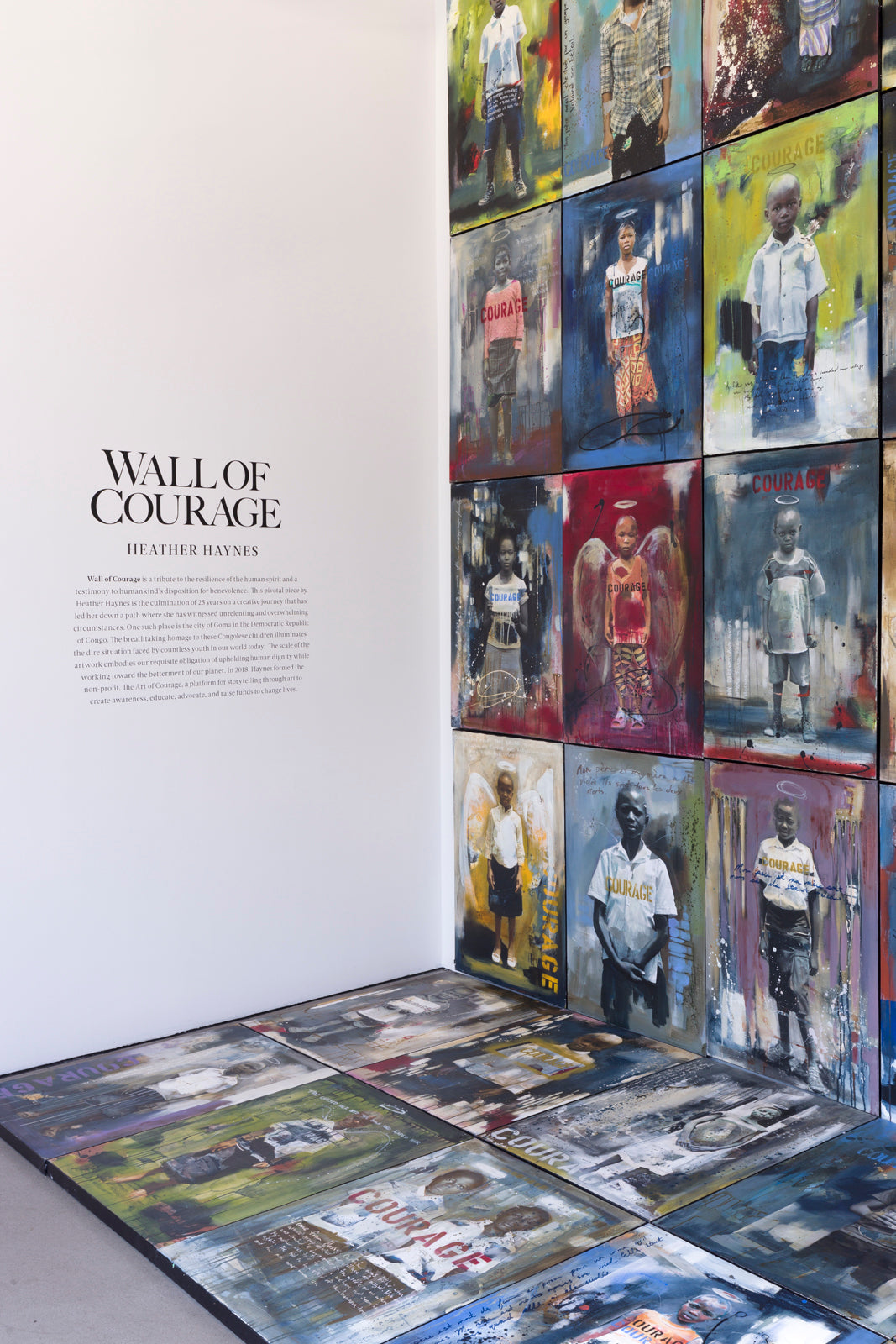 Wall of Courage: Nicolas