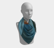Load image into Gallery viewer, Waiting on Poseidon scarf