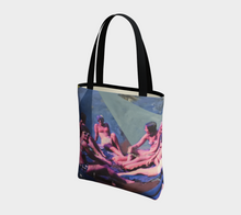 Load image into Gallery viewer, Crew of a Pam American flight Tote