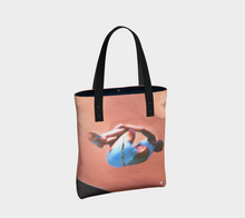 Load image into Gallery viewer, Buff Ledge Camp Abduction Tote