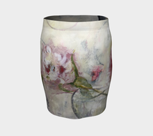 Load image into Gallery viewer, She Stands Strong Fitted Skirt