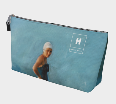 HH Waiting on Poseidon Makeup Bag