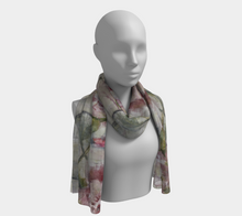 Load image into Gallery viewer, She Stands Strong Long Scarf