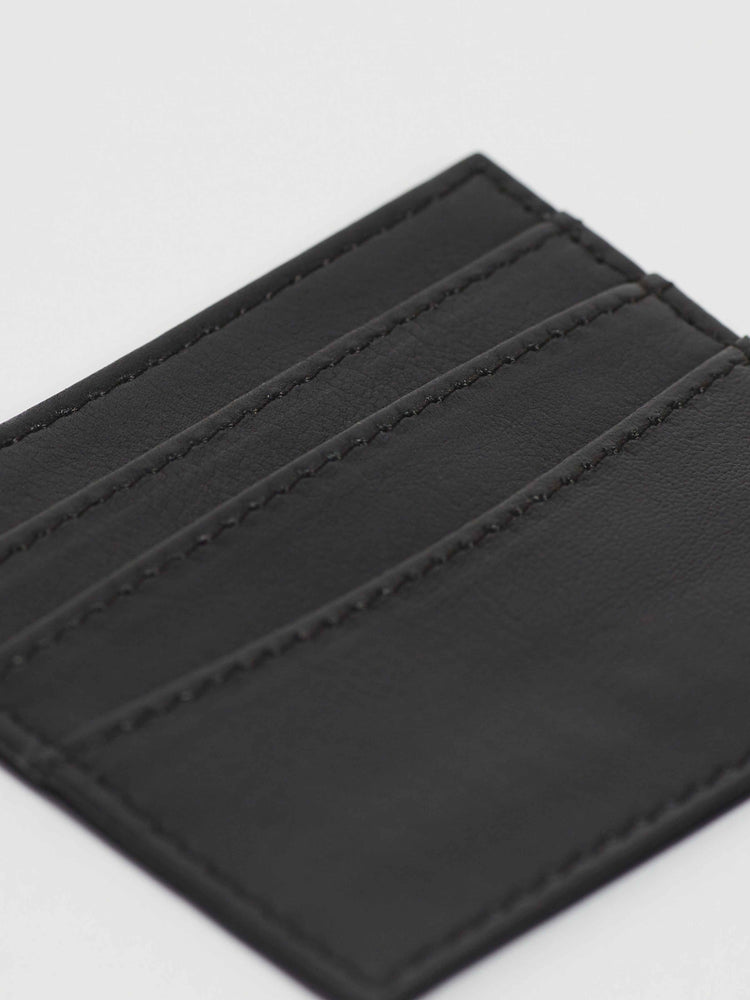Card Case Holder- Black