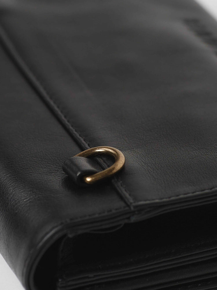 Travel Wallet- Black