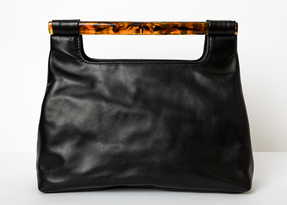 The Eloise Tote in Black