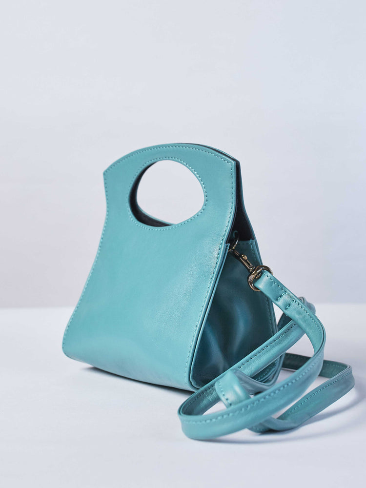Mini Party Crossbody- Emerald