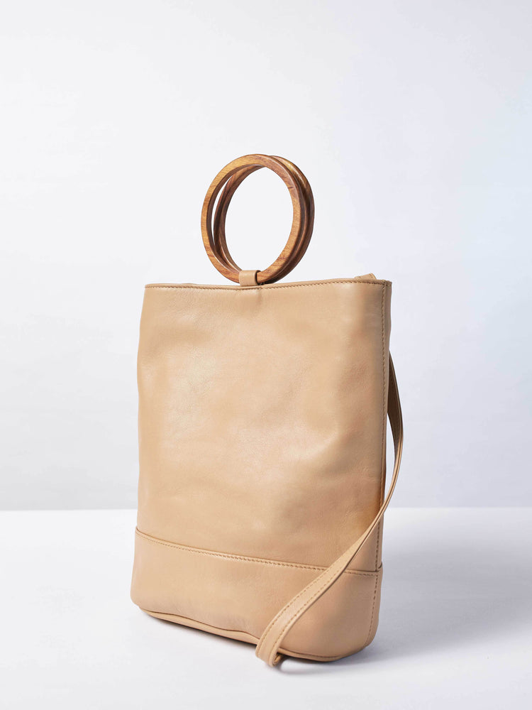 Leather-Tote and Crossbody-Handbag-Cappucino-Bag-by-PaytonJames-Nashville-designer
