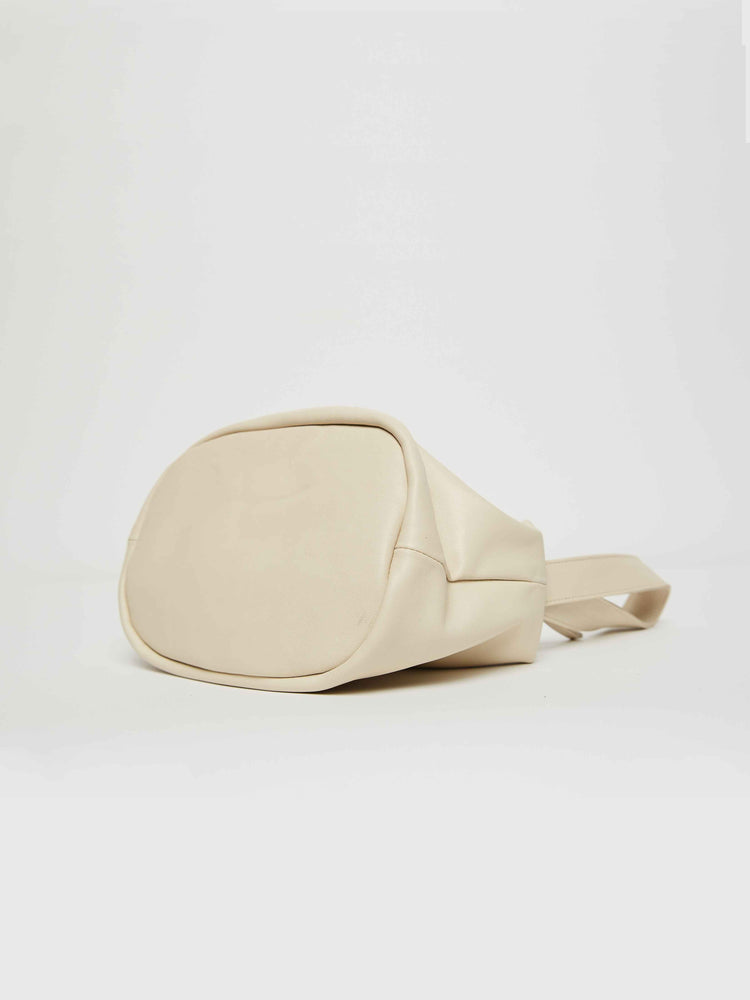 Pouch Bag- Pearl White