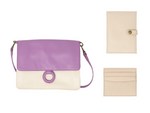 Lavender Wallet Crossbody Holiday Bundle