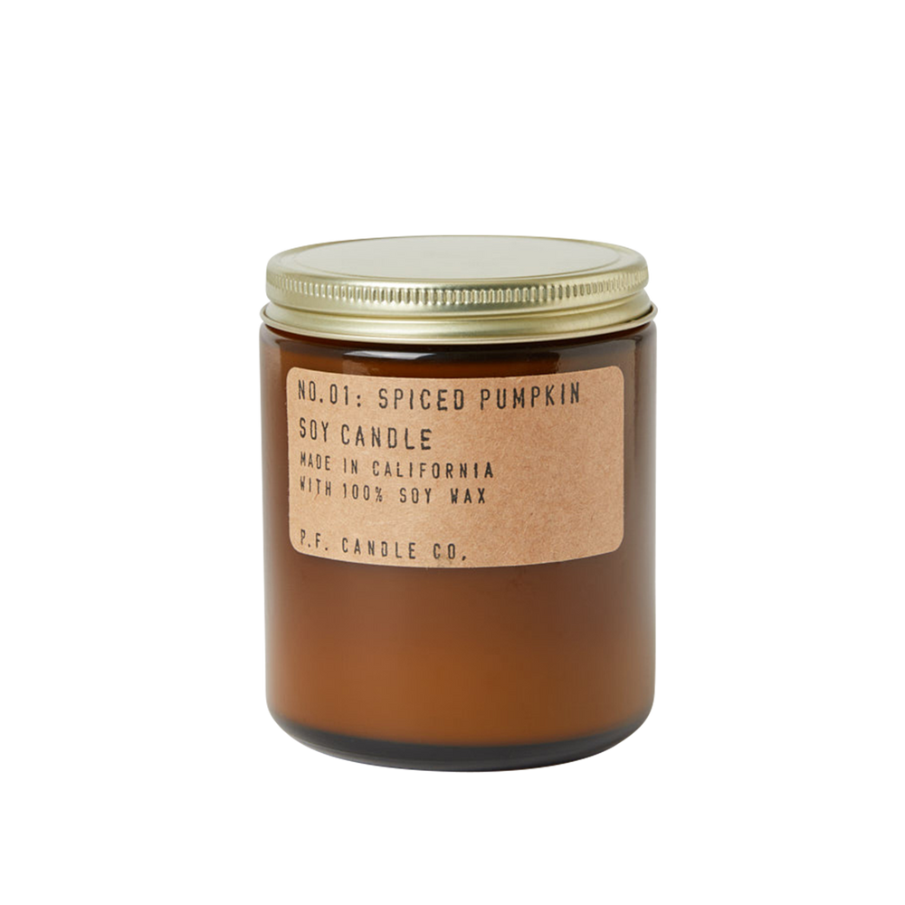 Spiced Pumpkin - 7.2 oz Soy Candle