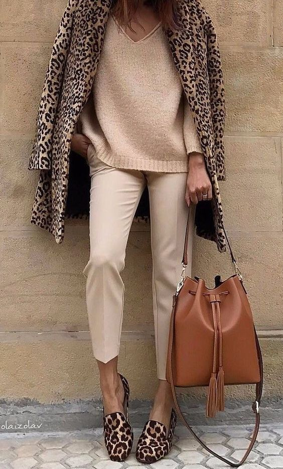 beige outfit inspiration