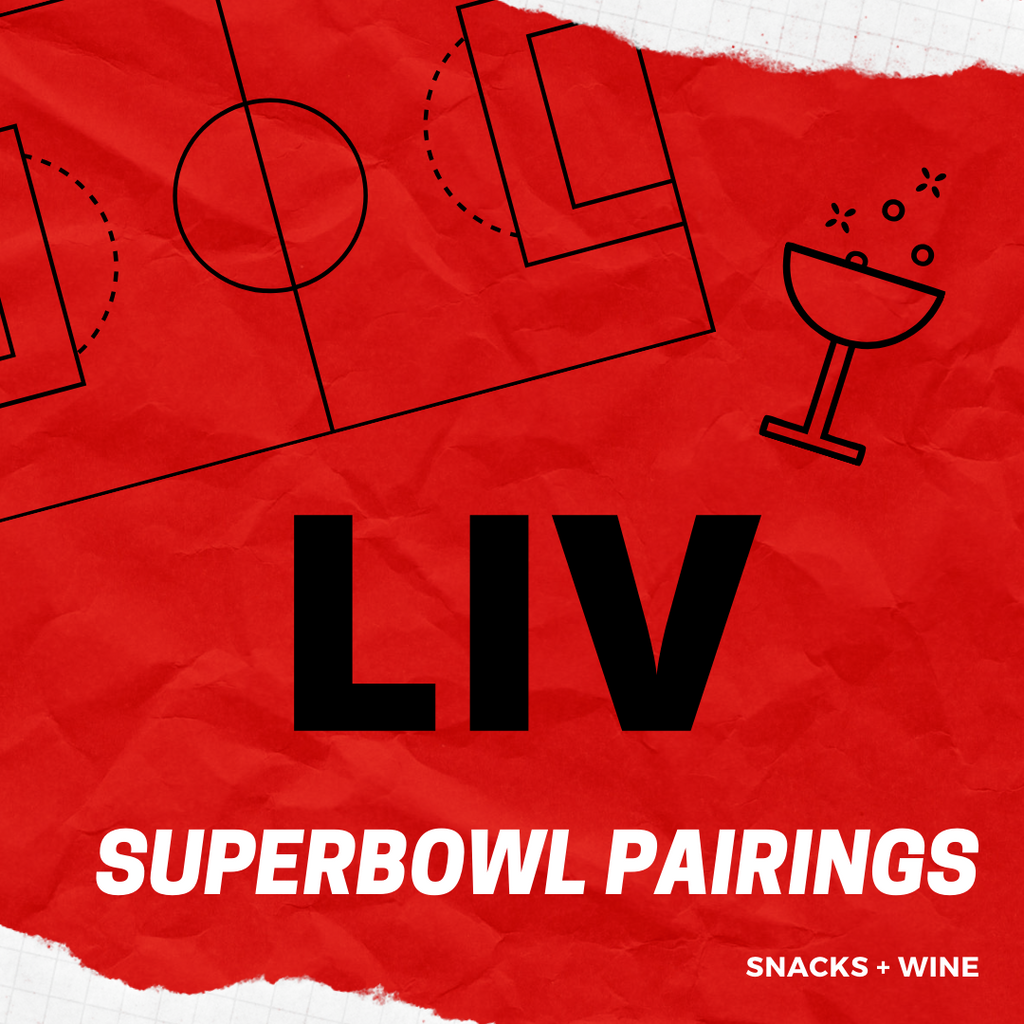 Root for the 9ers with these Kickass Super Bowl Pairings