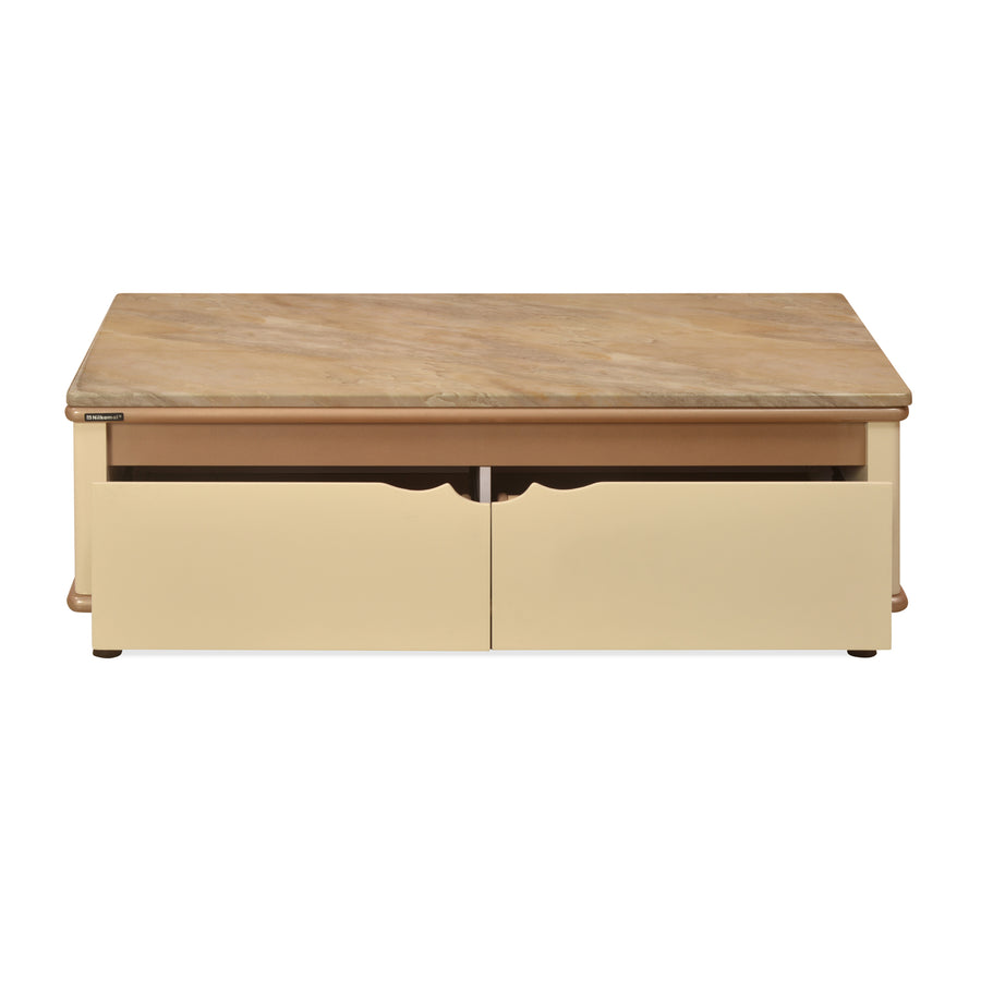 Nilkamal Amelia Center Table (Beige)