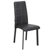Nilkamal Andrew Dining Chair (Black)