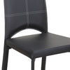 Nilkamal Aquila Dining Chair (Black)