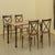Nilkamal Arabia 4 Seater Dining Table Set
