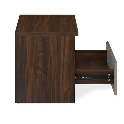 Nilkamal Aster Side Table (Brown)