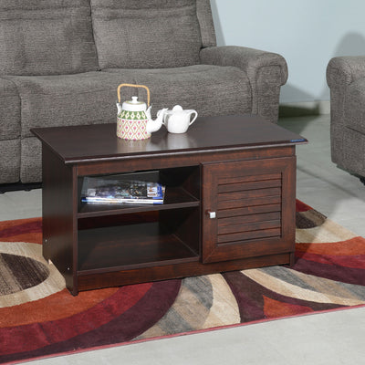 Nilkamal Athena Coffee Table (Walnut)