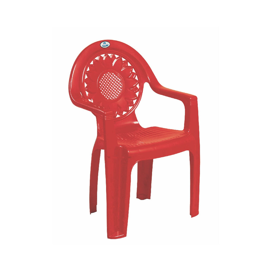 Nilkamal Toy CHR 5005 - Bright Red