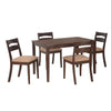 Nilkamal Bahamas 4 Seater Dining Table Set