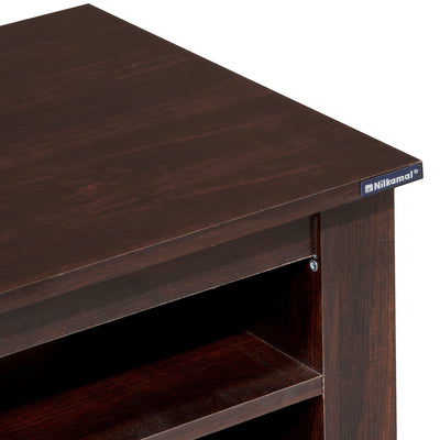 Nilkamal Barcelona Center Table (Walnut)