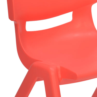 Nilkamal Berry 585H Study Chair (Red)