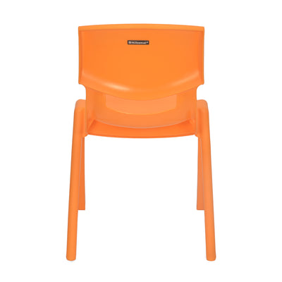 Nilkamal Berry 635H Study Chair (Orange)