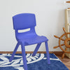 Nilkamal Berry 700H Study Chair (Blue)