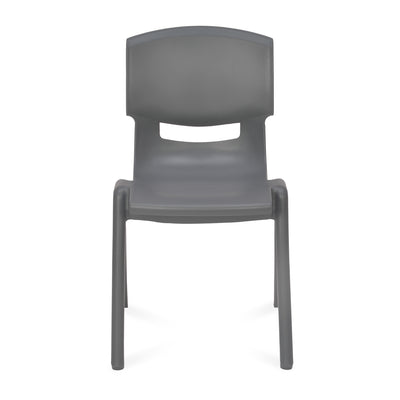 Nilkamal Berry 765H Study Chair (Dark Grey)